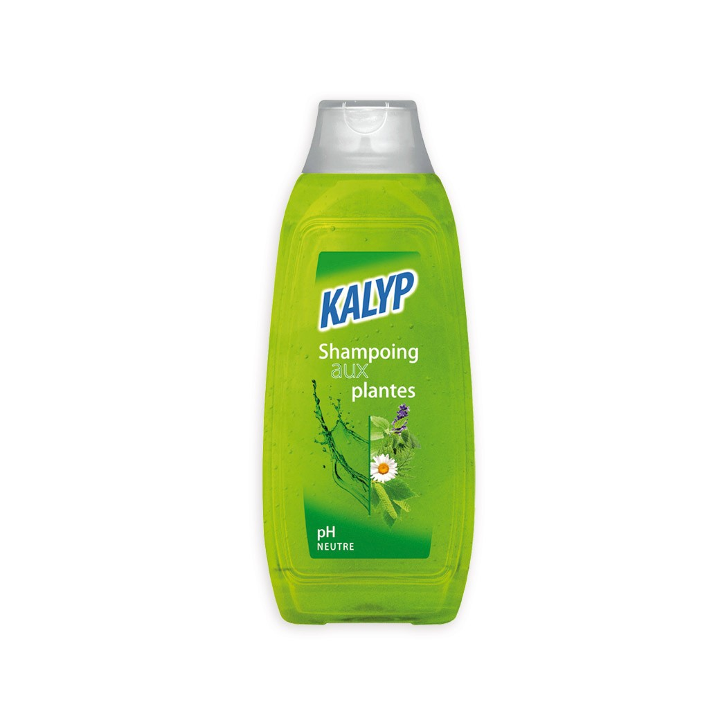 Shampoing aux plantes 500 ml